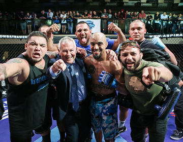 About combate americas